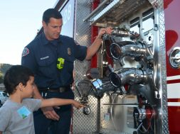fire department outreach