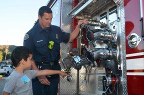 fire department outreach